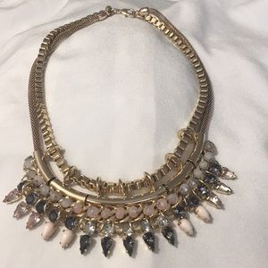 Express Jewellery statement necklace